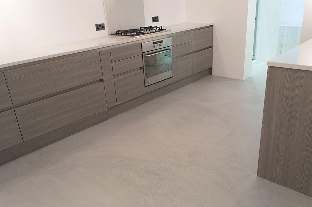 Hormigon impreso para interiores buscar con google suelos cemento pulido pinterest searching - Microcemento para suelos ...