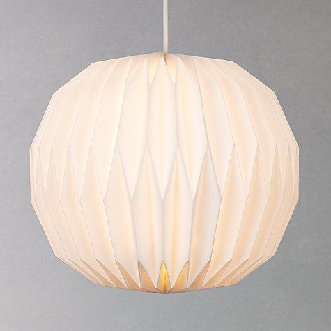 House By John Lewis Issie Easy To Fit Ceiling Shade White Ceiling Shades Ceiling Light Shades White Ceiling Light