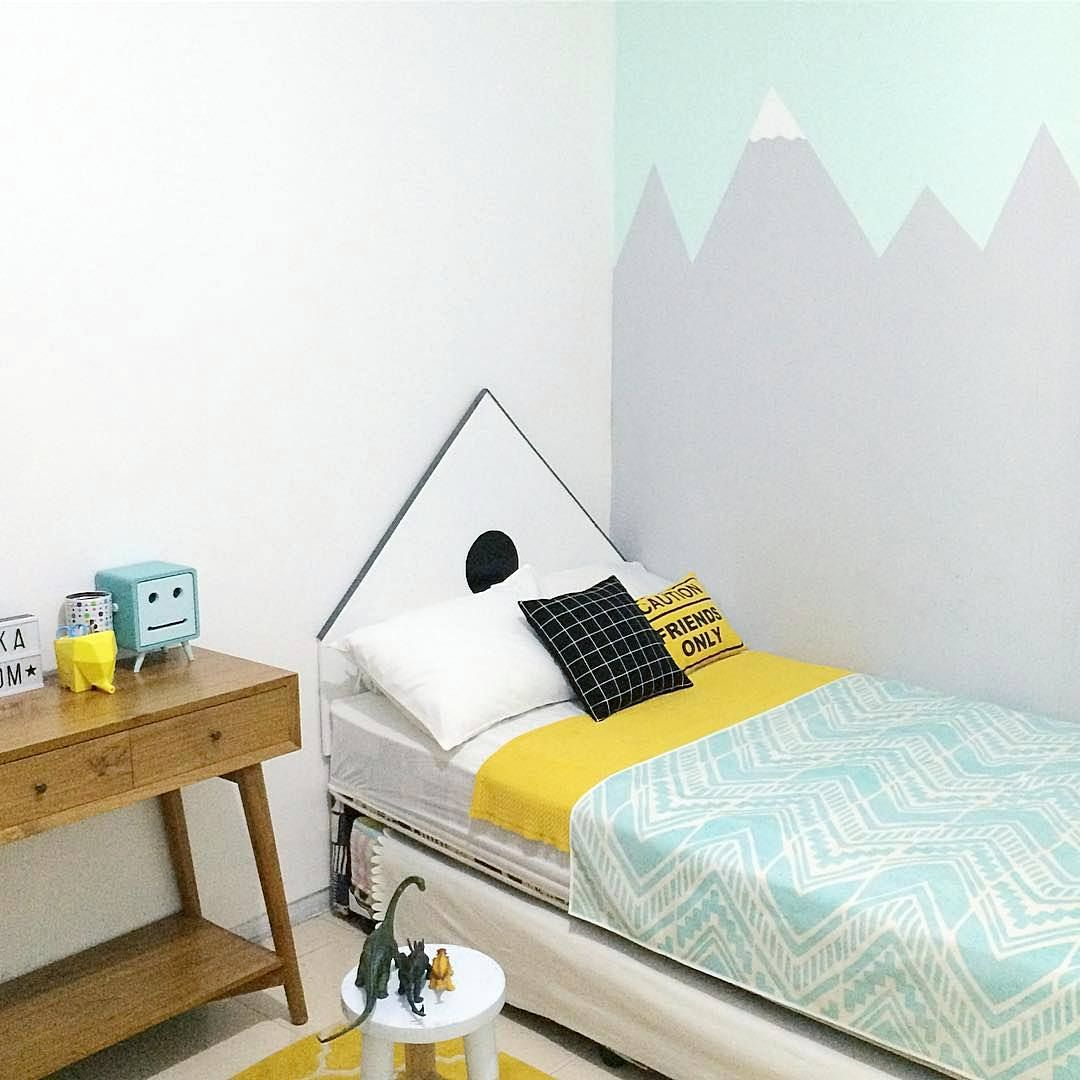 Dekorasi kamar anak laki cowok terbaru also desain minimalis rh nl pinterest