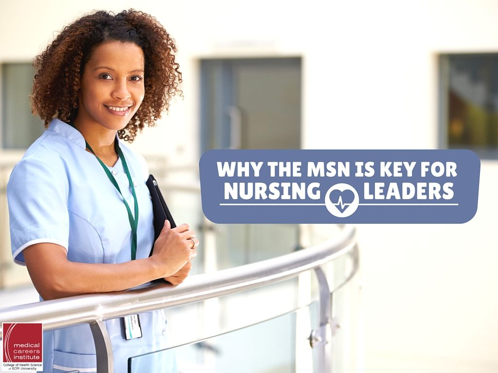 The Master of Science in Nursing is Key for Nursing