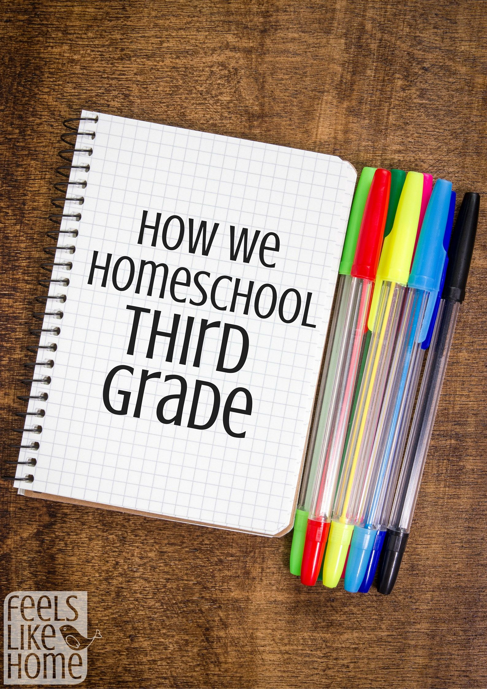 Photo of How To Homeschool Third Grade