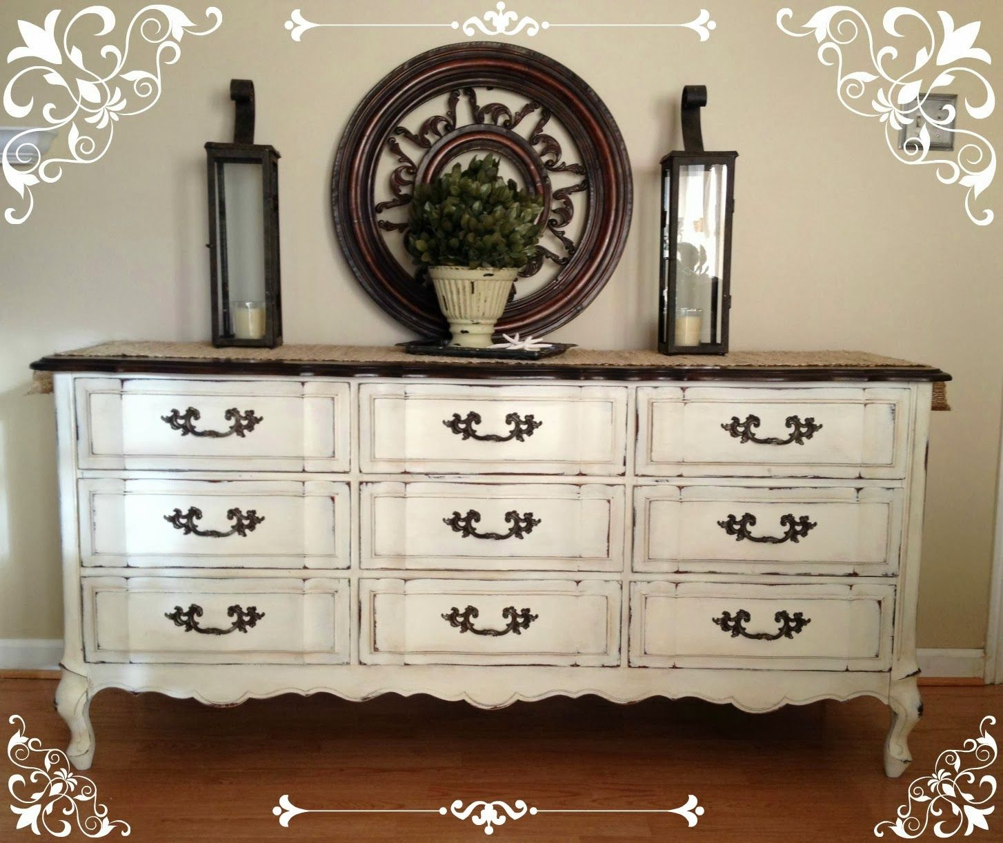 Vintage Country Style: Get Inspired! Before & After