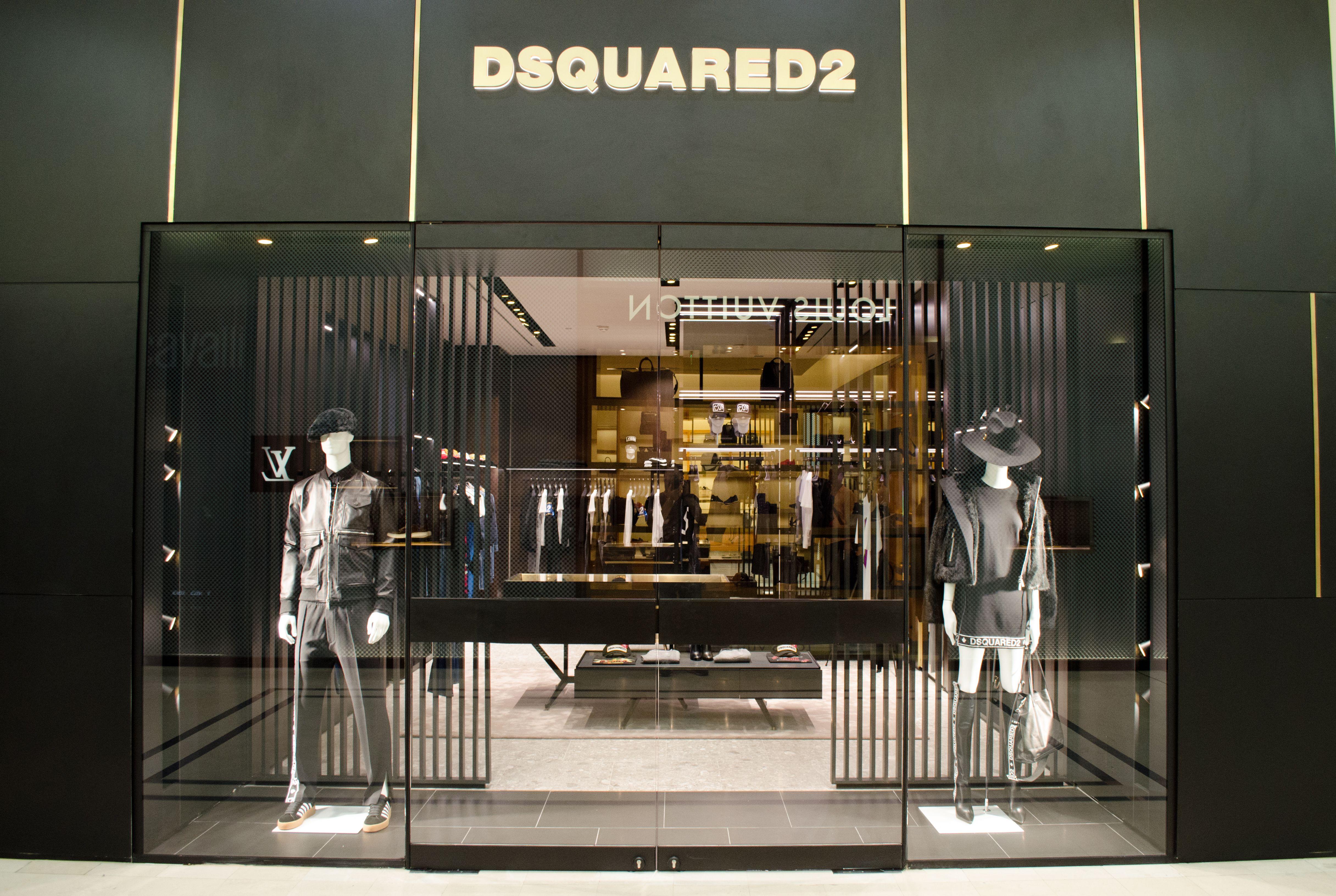 the best attitude f7507 3f6e2 Bucharest #Dsquared2 - JW Marriott, The Grand Avenue, Calea ...