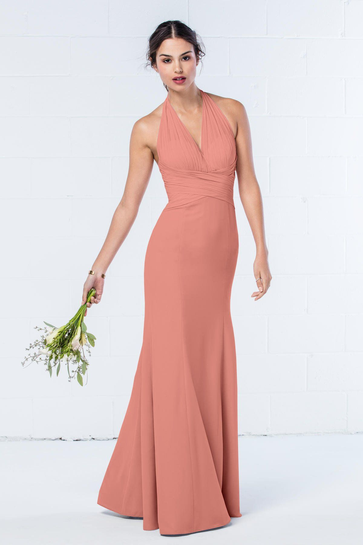Pin by the bridesmaids stylist on coral bridesmaids dresses coral bridesmaid dresses pink bridesmaids plum color wtoo bridal fort worth mma colors dallas products ombrellifo Image collections