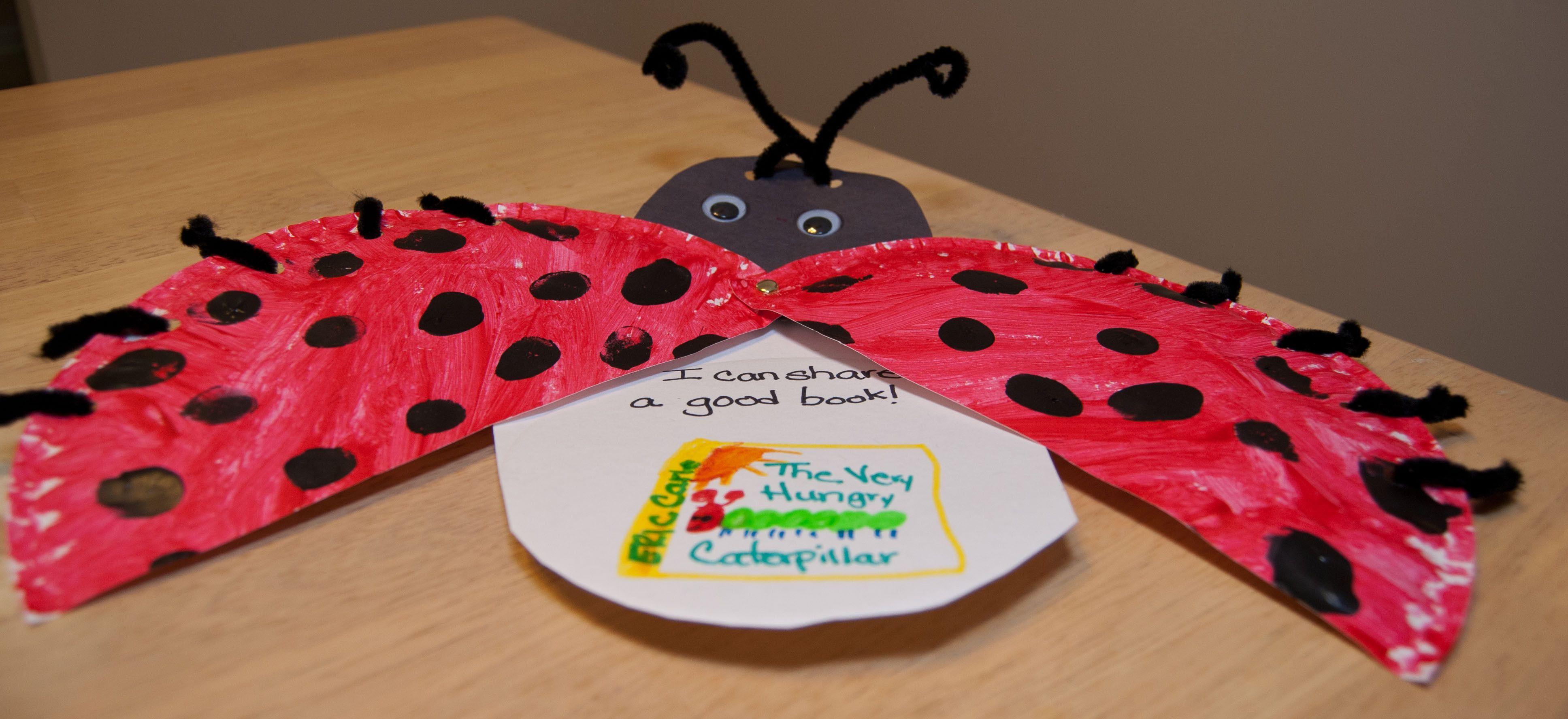 The Very Grouchy Ladybug Activities