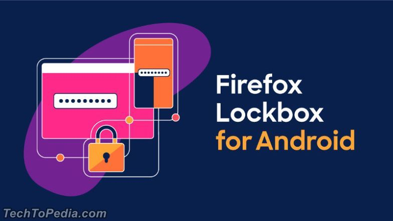 The Firefox Lockbox Password Manager is Now Available On