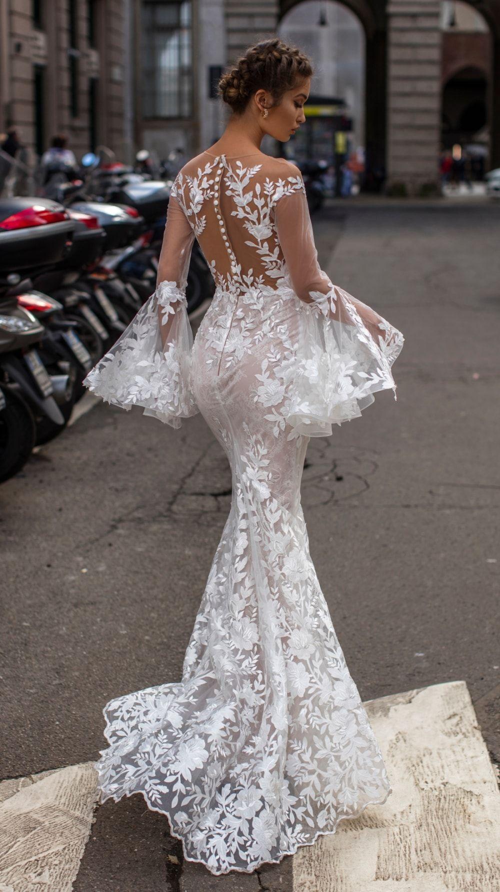 Wedding Dresses By Tarik Ediz The White Collection 2019 Dress For The Wedding Wedding Dresses Wedding Dresses Lace Bridal Dresses