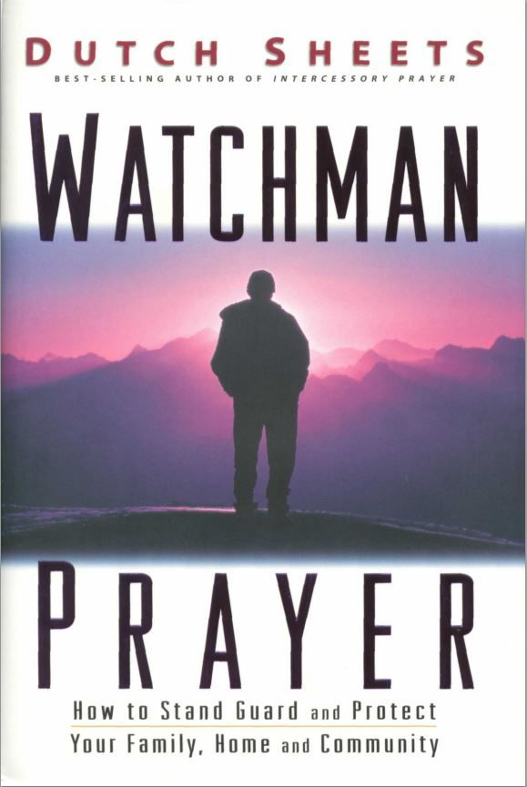 book link attached Watchman prayer by Dutch Sheets #pdf