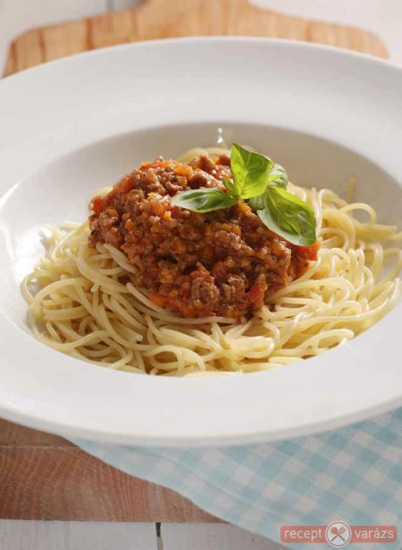 Bolognai spagetti - Spagetti, Bologna, Ételek