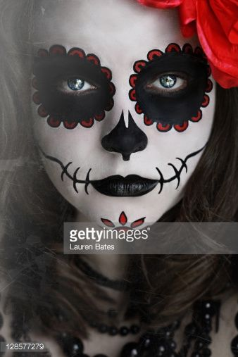 day of the dead makeup female makeupviewco