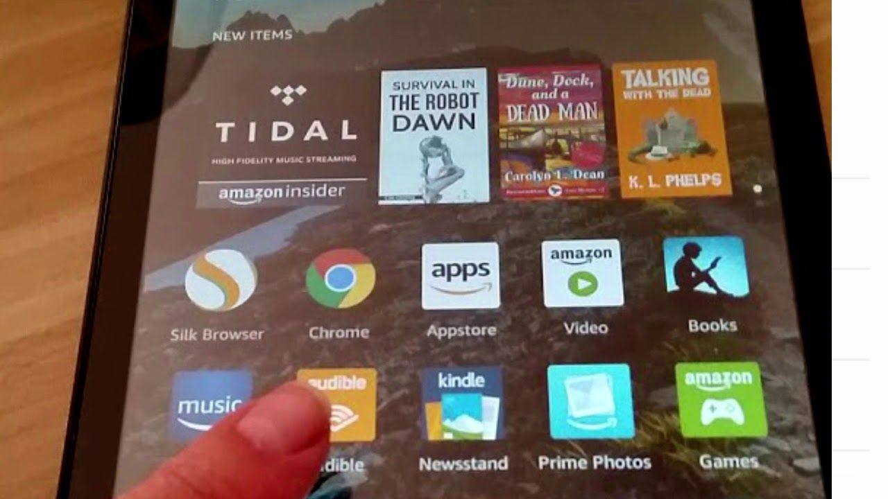 Install Chrome Browser on Amazon Kindle Fire or Fire HD