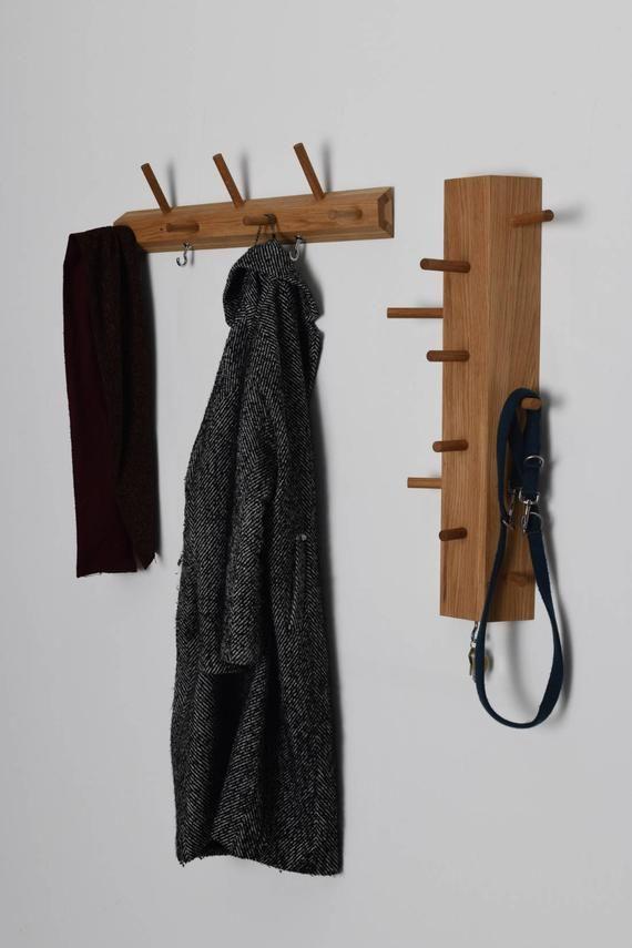Tidyboy Coat Racks Wall Mounted Wall Mounted Coat Rack