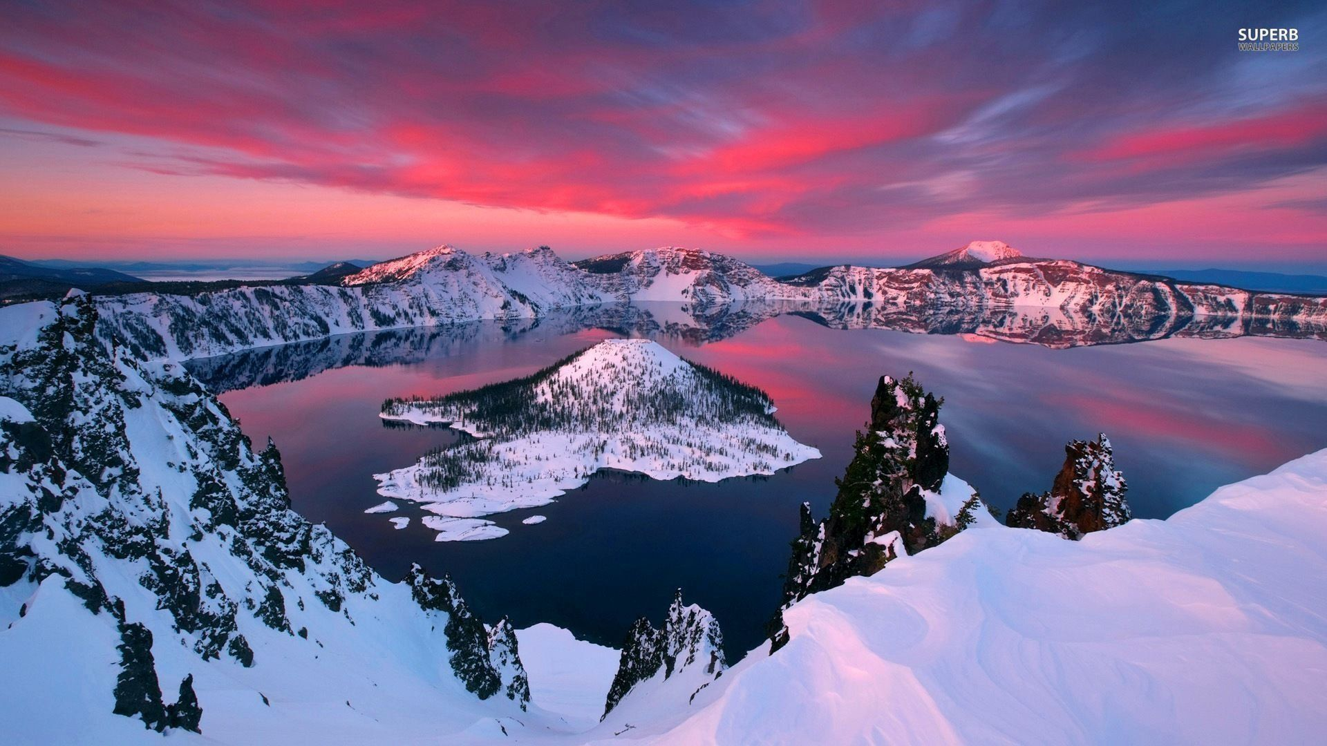 crater lake wallpaper collection | hd wallpapers | pinterest | hd