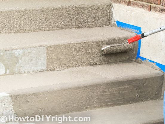 How Do Fix Concrete   Short Of Tearing It Out? Here Are Some Great DIY
