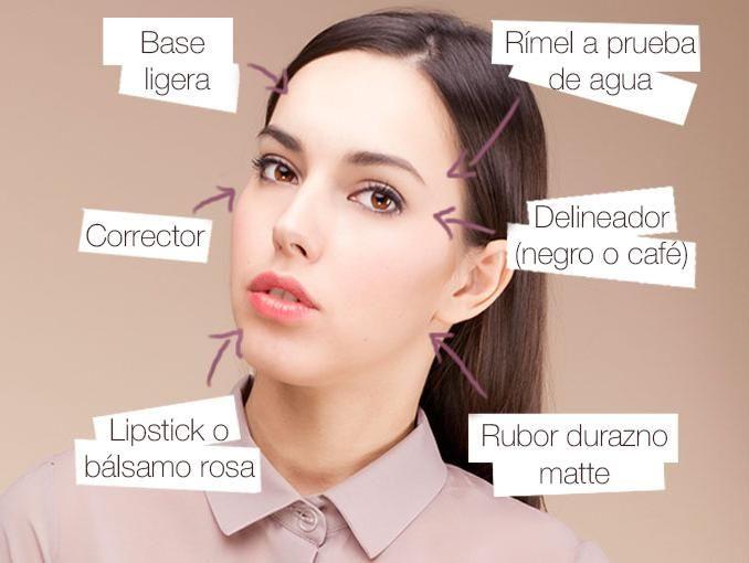maquillaje natural paso a paso cara buscar con google