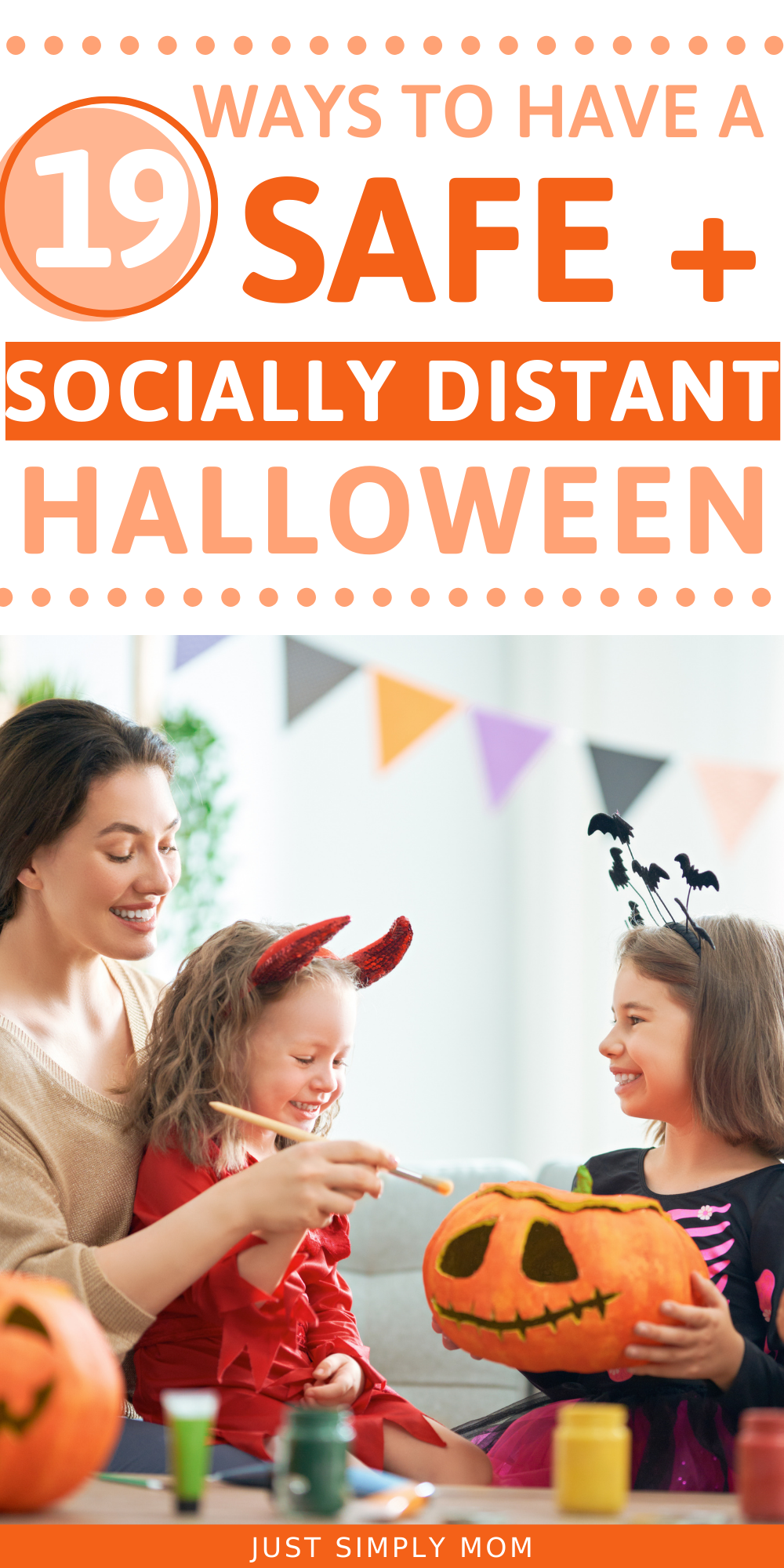19 Ways to Have a Safe and Socially Distant Halloween in