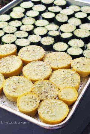 Clean Eating Roasted Summer Squash Recipe Eating Roasted Summer Squash Recipe