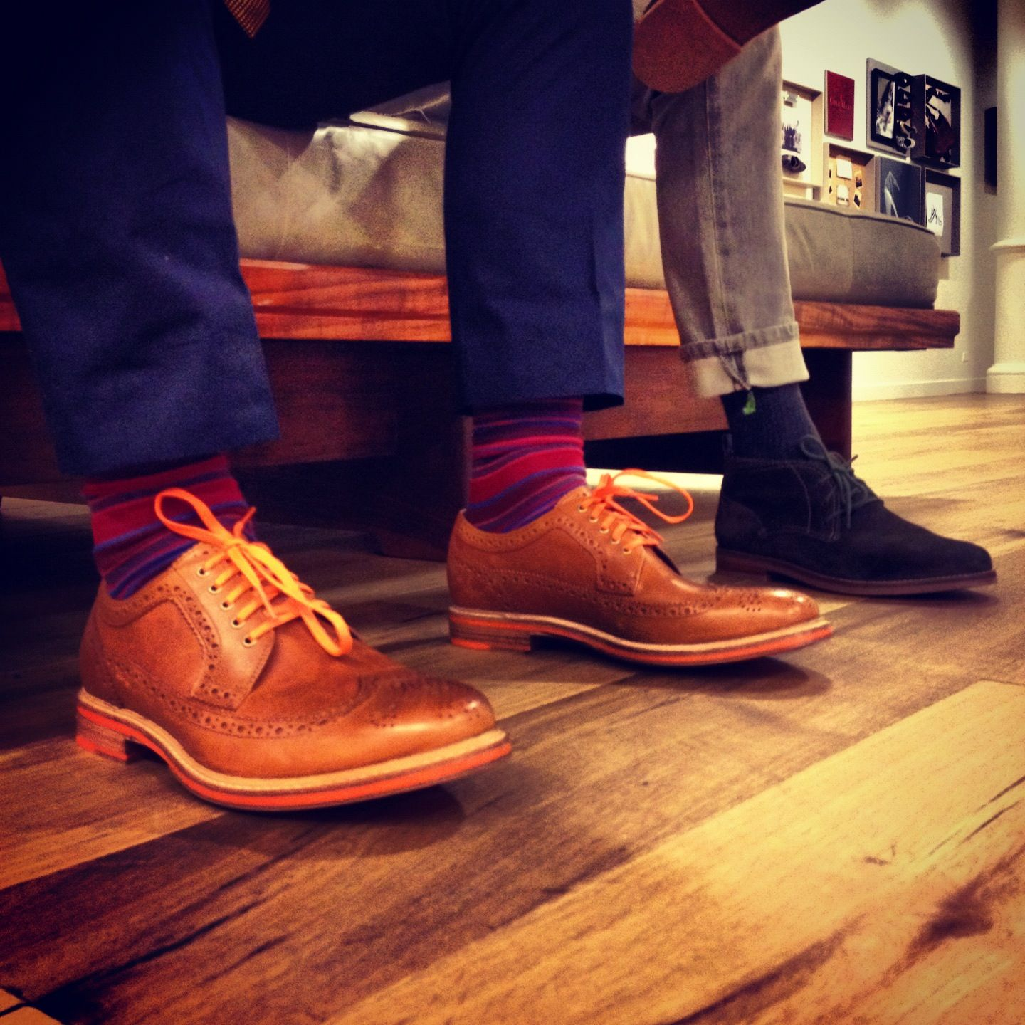 Cole Haan Cooper Square Wingtip and