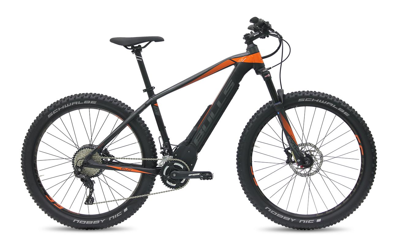 Bulls E Stream Evo 3 27 5 Plus 2017 Cross Country Bike Bike Electric Mountain Bike
