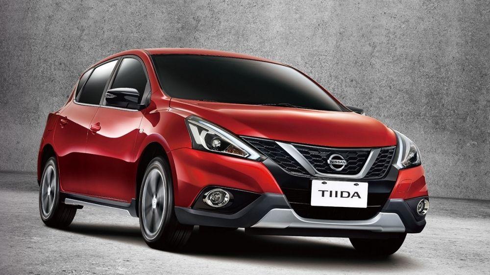 2019 Nissan Tiida 5d Turbo版 Nissan Tiida New Cars Nissan
