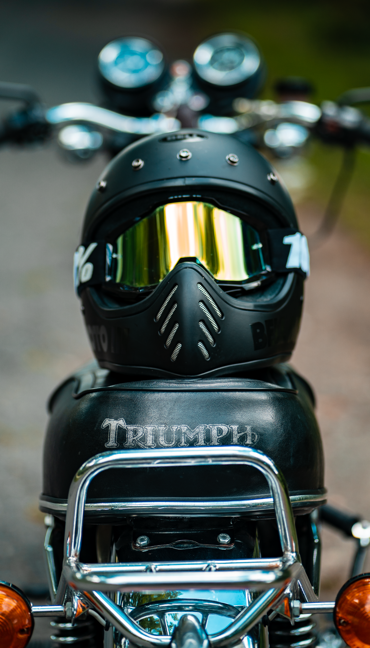 Motorcycle Helmet Standards India