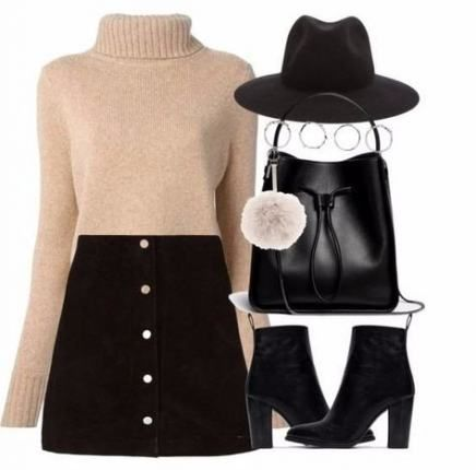Polyvore Winter Outfits