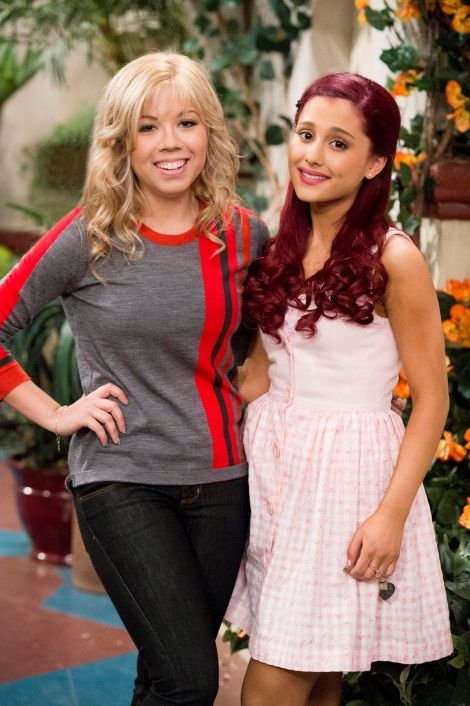 Grande naked jennette ariana and mccurdy