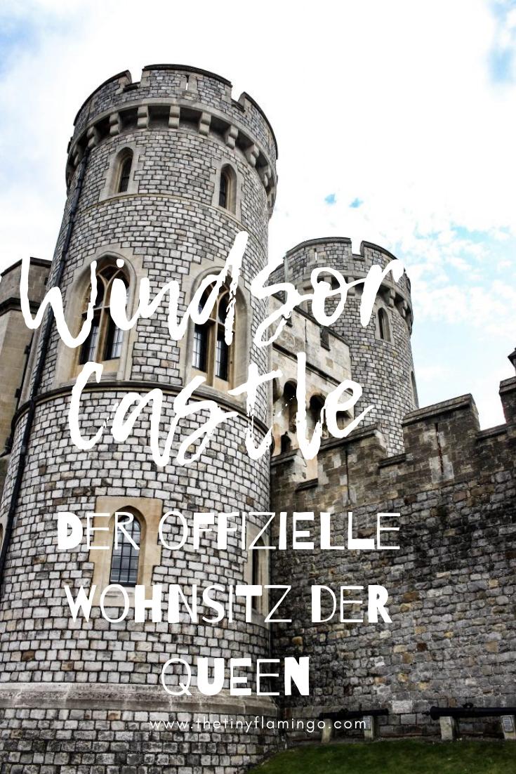 Windsor Castle Der Offizielle Wohnsitz Der Queen England Windsor Unitedkingdom London Reise London Urlaub In Europa