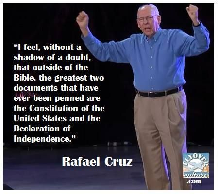Ted Cruz Quotes New Quote By Rafael Cruz Father Of Senator Ted Cruz So Patriotic 48