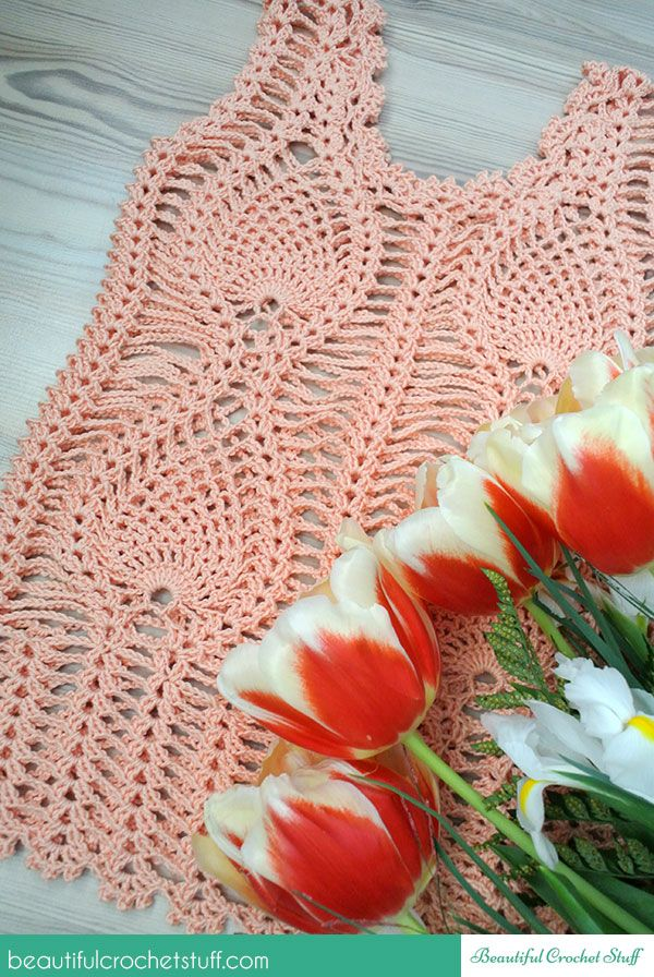 43bd299c404 crochet-pineapple-top-free-pattern   Tutorials by Jane Green ...