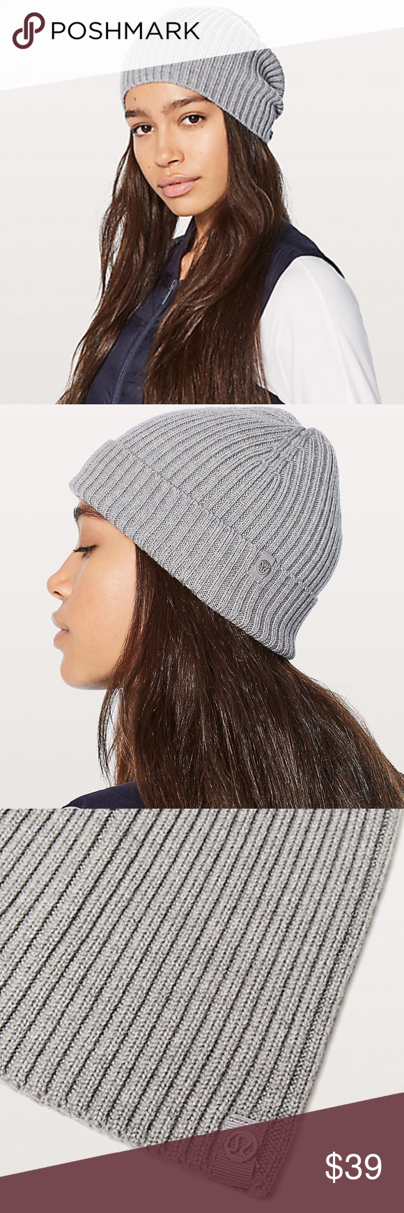 7e2d613a1cd NWT Lululemon Merino Wool Be Cozy Toque This toque was designed to give you  extra warmth