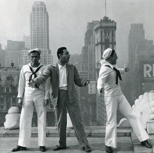 Image result for stanley donen on the town