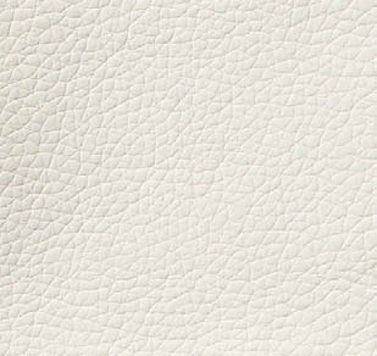 Since I don't plan on making my headboard slipcovered a really luxurious material is in order. Right now we're thinking white leather like this from http://www.choicedesign.ca