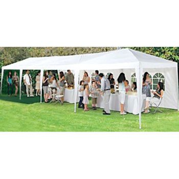 timeless design 5edcd 31697 Costco: Sportcraft 10 ft. x 40 ft. Party Tent | Wedding But ...