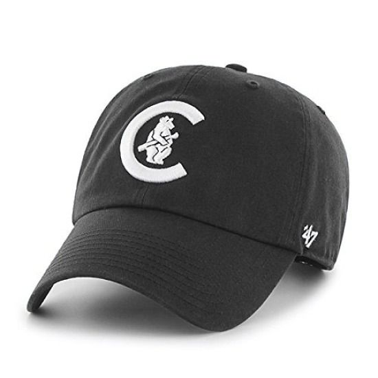 79bb0a56b5693 Chicago Cubs 1908 Cooperstown Franchise Charcoal Hat by  47 Brand ...