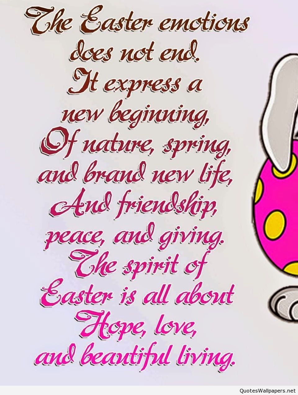 Easter New Beginnings Quote 2016 New Beginnings Quotes Wallpaper Quotes