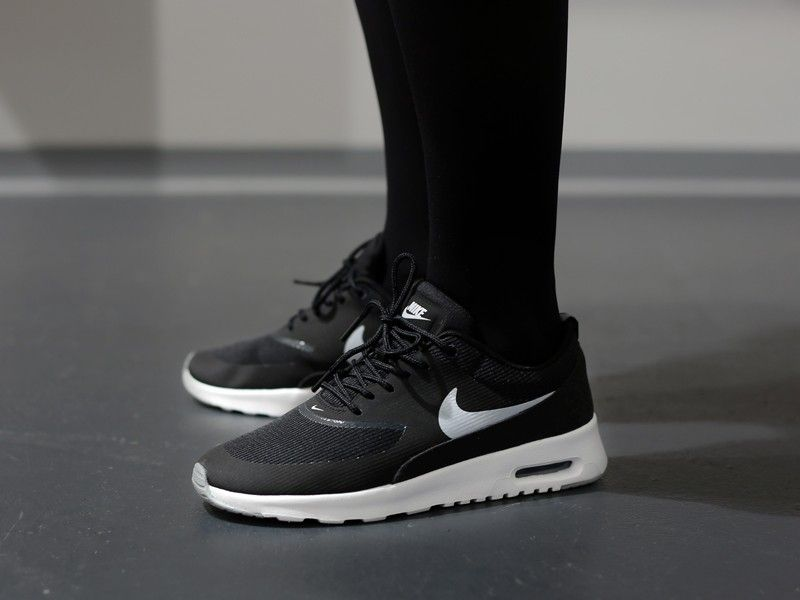 Air Max Thea Mens Noir / Anthracite / Noir