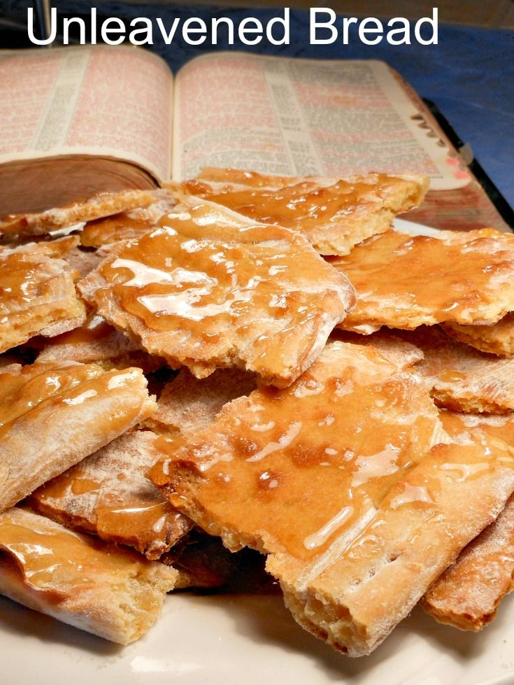 Unleavened Bread recipe - This is a great activity to do with your kids. http://recipesforourdailybread.com/2013/03/30/best-unleavened-bread-recipe/ #unleavened bread #bread #faith