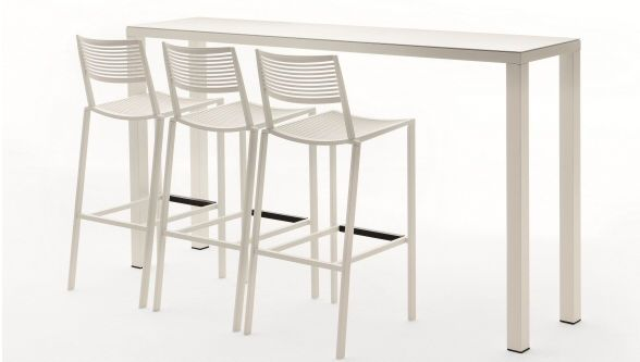 High Bar Table / Contemporary / Indoor / Home NEW EASY : 19204 By Centro Ru0026D