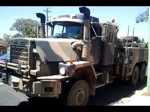 Mack r600 army wrecker start up videos pinterest mack trucks mack r600 army wrecker start up fandeluxe Images