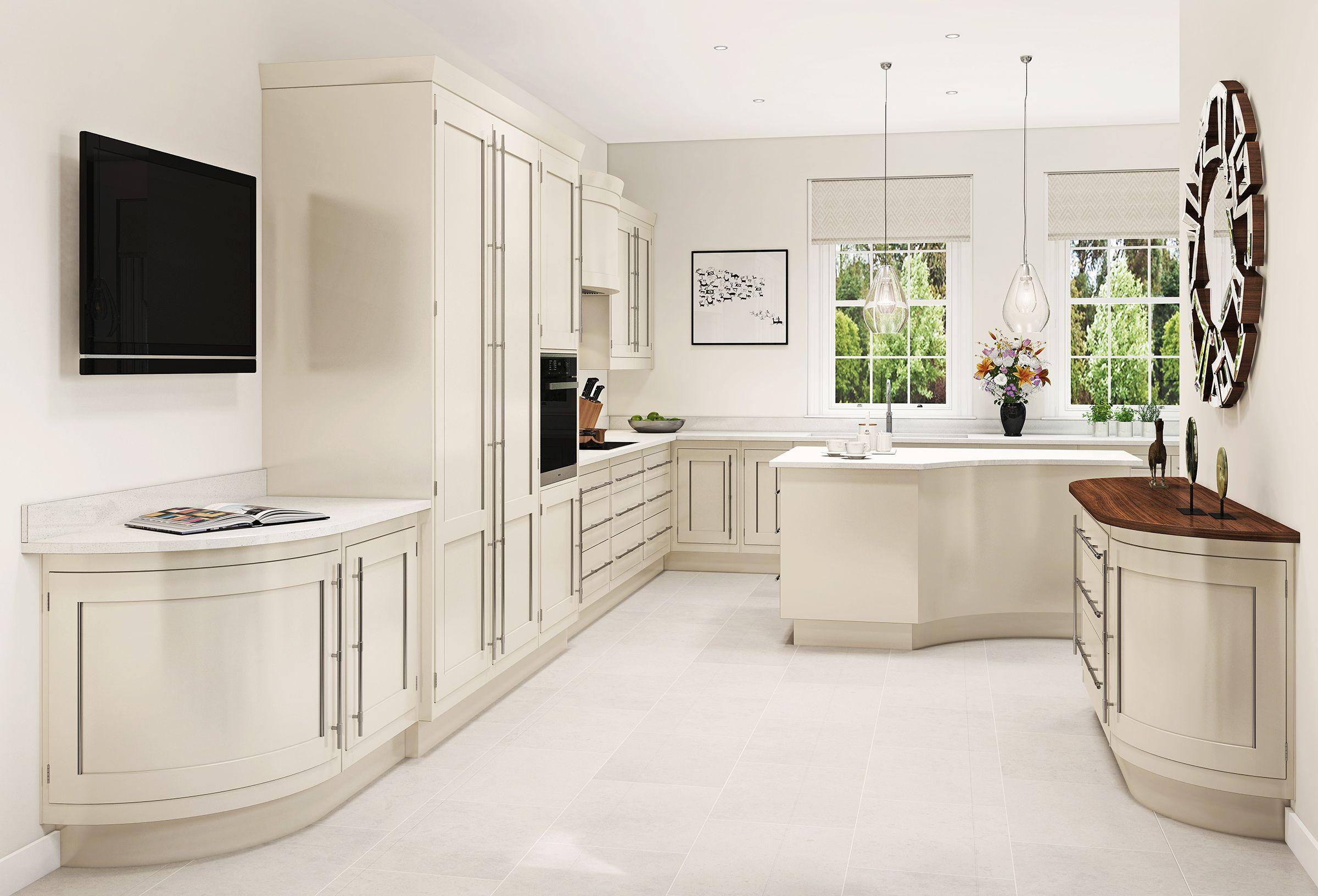 Mark Wilkinson Milan kitchen CGI Kitchen, Kitchen