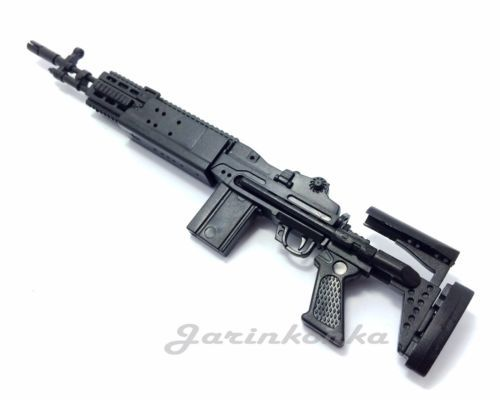 1//6 Scale G43 Gewehr Semi Automatic Rifle WWII Gun Model Nazi German Army