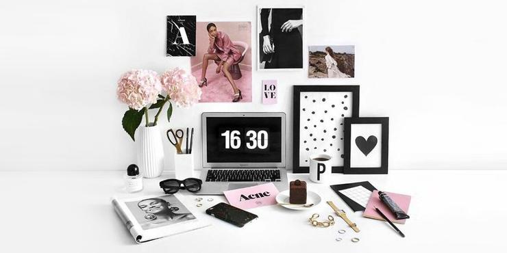 Decoraciones para chicas que quieren una oficina en su for Decoracion de oficinas juveniles