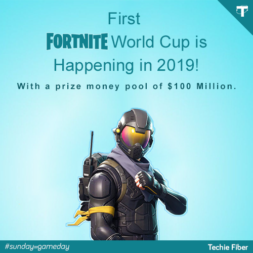 brace yourself for the first fortnite world cup - first place fortnite world cup