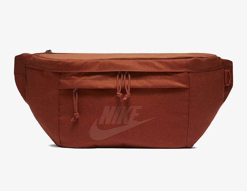 921fff6ad1b6 Nike Tech Hip Pack Gym Sack Lining Bag Sports Soccer Travel Brown BA5751-246   Nike  MessengerShoulderBag