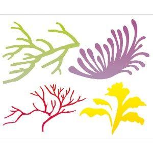 Estencil-para-Pintura-Simples-20X25-Corais-OPA2055---Opa
