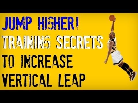 How to Jump Higher fast - Exercises to Jump Higher and Dunk a Basketball