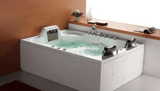 Hi Tech Relaxation Machine The Smart Bathtub Luxury Bathtub Big Bathtub Bathroom Design