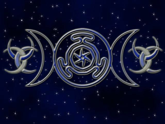 Hecates Wheel Is An Ancient Greek Symbol And Is An Emblem Of The