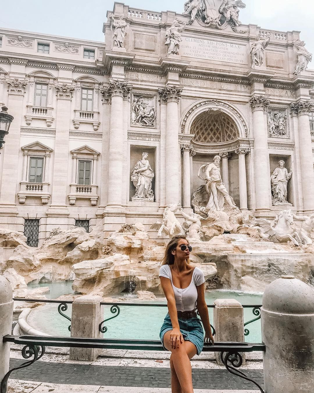 Rome Trevi Fountain Lizzy Mcguire 30 8k Followers 583 Following 811 Posts See Instagram Photos And Videos From J O S I E Josie Sanders